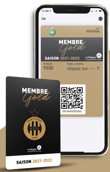 Membre GOLD